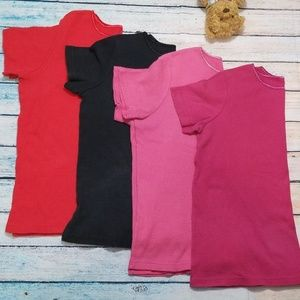 Bundle Of Thermal Short Sleeve Tshirts Size 18/20